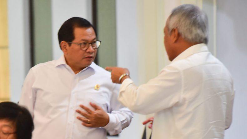 Tiga Menteri Jokowi Tinjau Pembangunan Bandara Kediri Hari Ini