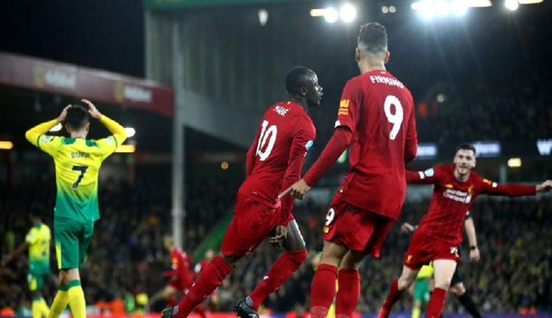 Sempat Diragukan Tampil, Sadio Mane Jadi Pahlawan Kemenangan Liverpool