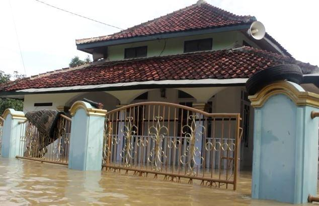 10 Ribu Rumah Terendam akibat Banjir di Cirebon