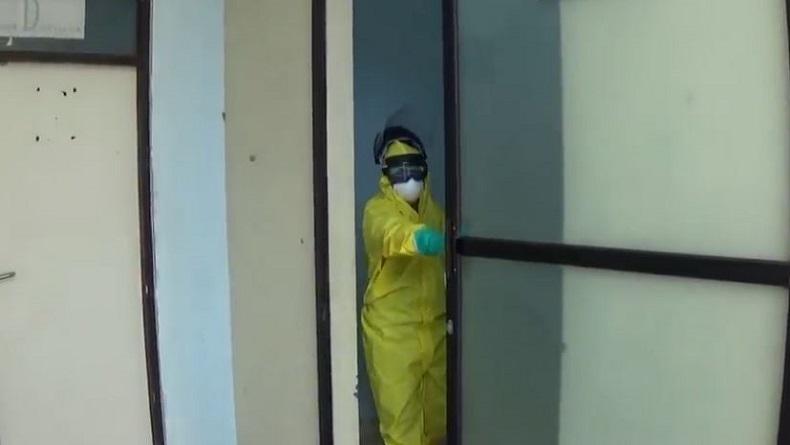Pulang Berobat di Singapura, Pria Diduga Terinfeksi Korona Dirawat di RSUD Soekarno Babel
