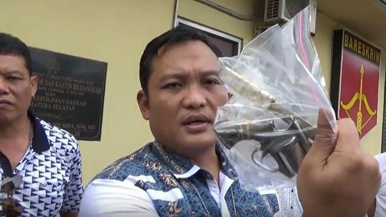 Mengaku Polisi, 2 Begal di Palembang Bawa Kabur Mobil Pajero Sport