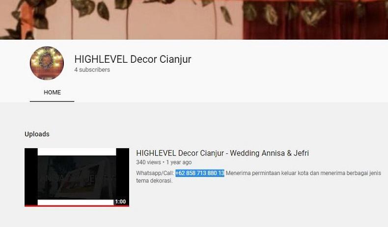 Polres Cianjur Buka Posko Pengaduan Dugaan Penipuan Wedding Organizer High Level Decor