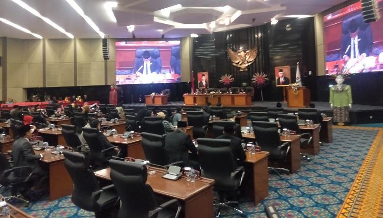Fraksi PAN DPRD Ngotot Pemilihan Wagub Jakarta Digelar di Tengah Pandemi Corona