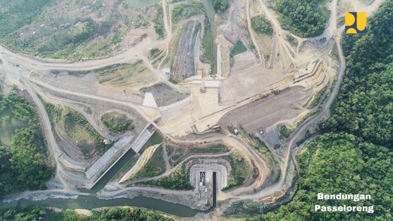 Bangun Bendungan di Ibu Kota Baru, Pemerintah Siapkan Rp1,4 Triliun