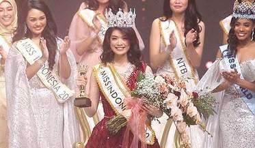 Alasan Pricilia Carla Yules Dinobatkan sebagai Miss Indonesia 2020