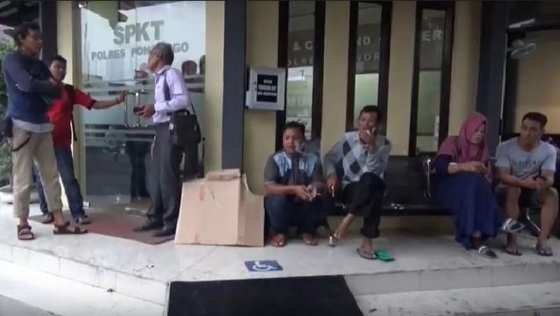 Korban Investasi Bodong Sapi dan Susu Berdatangan ke Mapolres Ponorogo