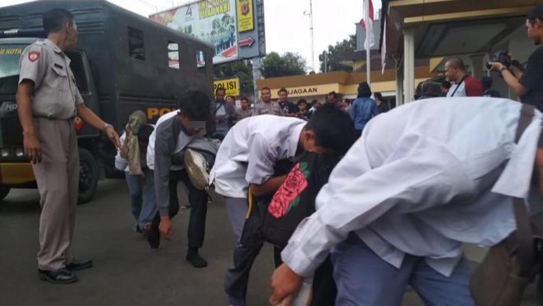 Tawuran Berdarah Pelajar di Sukabumi, 1 Siswa SMA Tewas Dibacok