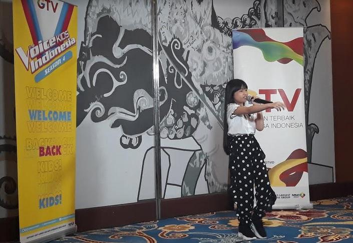 Ratusan Bocah Antusias Ikuti Audisi The Voice Kids Indonesia 4 di Yogyakarta