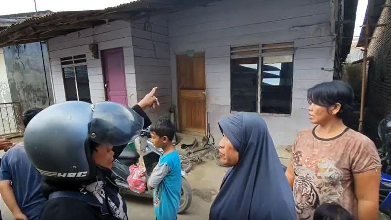 Ibu Rumah Tangga di Medan Deli Kritis Dibacok Perampok
