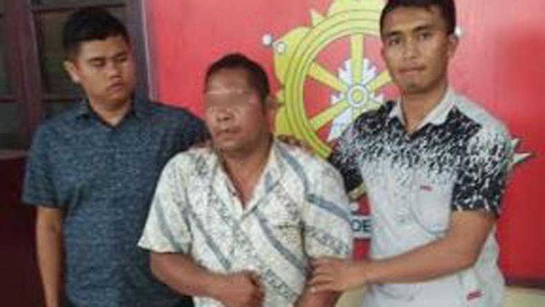 Siswi SMP di Dairi Kerap Murung di Sekolah Ternyata Hamil oleh Ayah Tiri