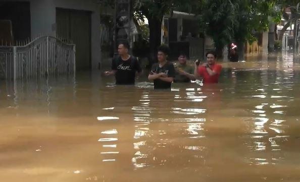 Banjir di Bekasi, 4 Orang Meninggal Dunia Terseret Arus