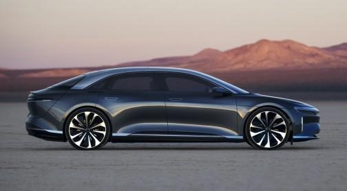 Setelah GM dan VW, LG Pasok Baterai Mobil Listrik ke Lucid Motors