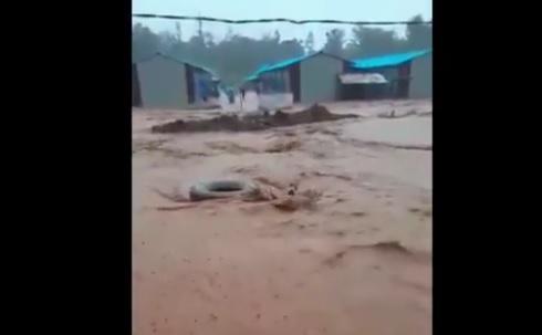 Banjir Bandang Terjang Konawe Utara, Puluhan Rumah Warga Rusak