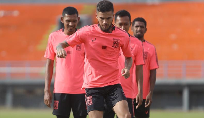 Borneo FC Akan Karantina Pemain sebelum Mulai Latihan Perdana