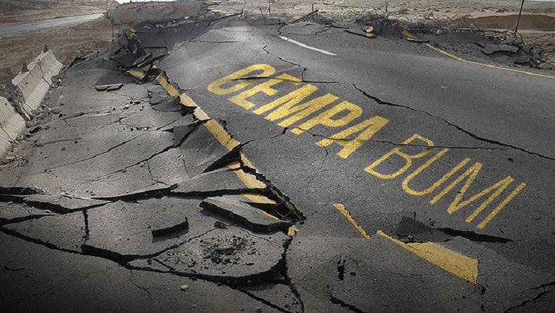 Manokwari Digoyang Gempa Bumi M5,5 Jumat Malam