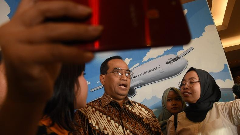 Diskon Tiket Pesawat ke 10 Destinasi Wisata Berlaku hingga Mei 2020