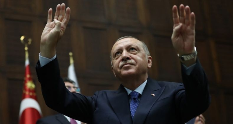 Turki Temukan Cadangan Gas Alam di Laut Hitam