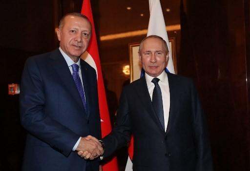 Erdogan Akhirnya Bakal Temui Putin di Rusia Bahas Konflik Suriah