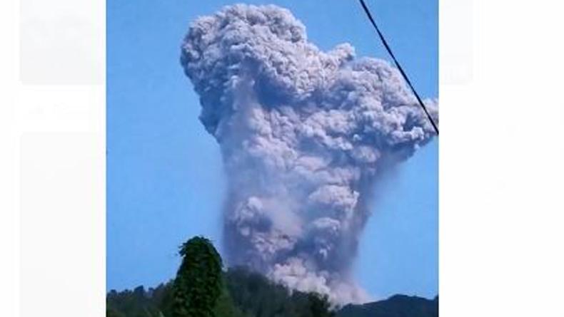 Hujan Abu Tipis Pascaerupsi Gunung Merapi, Warga Selo Boyolali Tak Terdampak