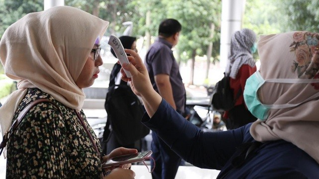 Antisipasi Virus Korona, Pertamina Periksa Suhu Tubuh Seluruh Karyawan