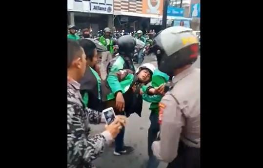 Bentrok Driver Ojol Vs Debt Collector di Sleman, 3 Korban Luka Tembak Dioperasi