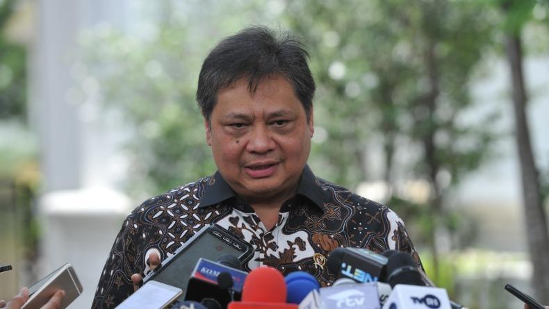Menko Airlangga: Indonesia Dapat Harga Vaksin Covid-19 5-10 Dolar AS