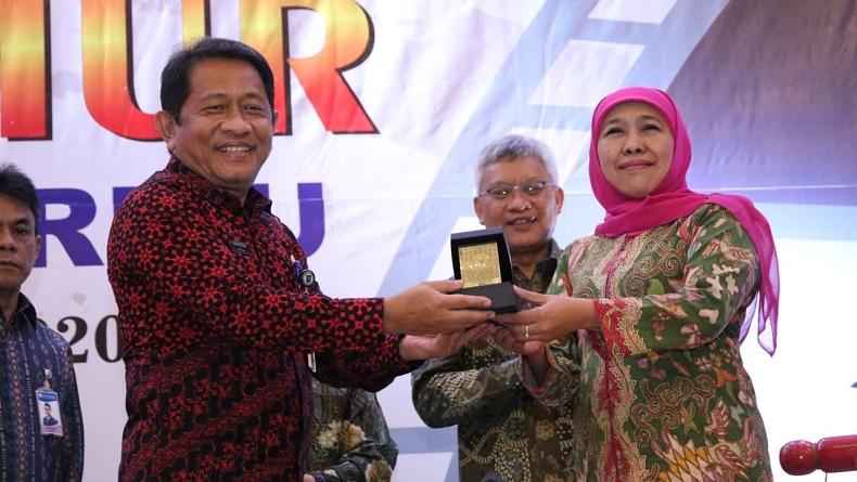 Transaksi Pelaku Usaha saat Misi Dagang Provinsi Jatim di Riau Tembus Rp362 Miliar