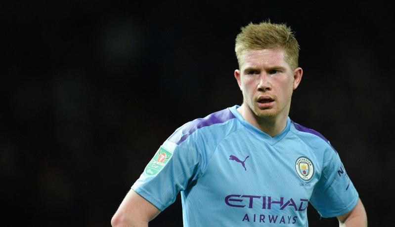 Kevin De Bruyne Buka Opsi Tinggalkan Manchester City