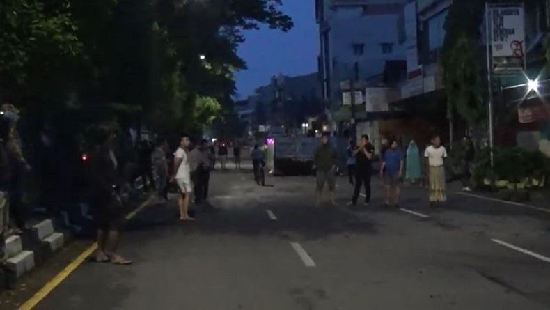 Geng Motor Serang Permukiman Warga di Makassar, 1 Orang Luka-Luka