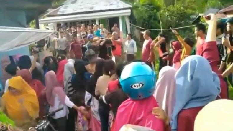 Identitas Para Penambang Emas yang Keracunan di Lebong Bengkulu