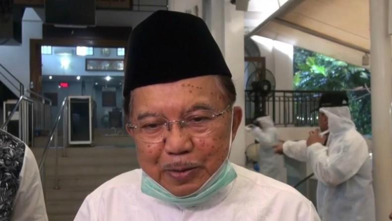 Jusuf Kalla Setuju Opsi Lockdown