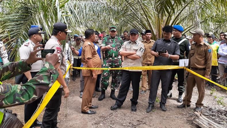 Gubernur Sumsel Minta Pengusaha Perkebunan Cegah Karhutla