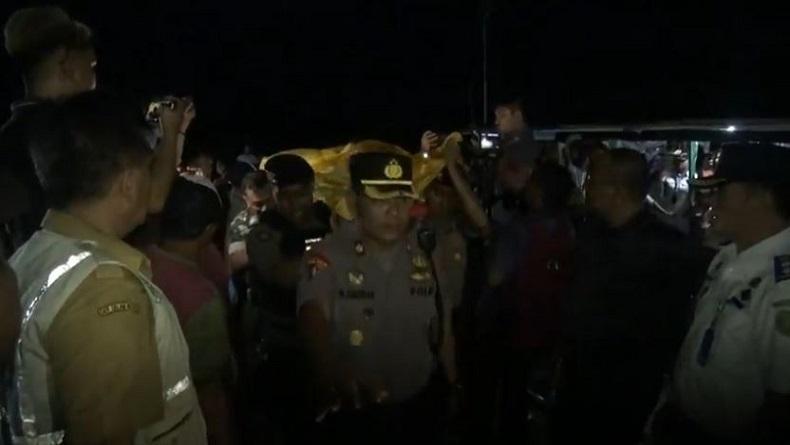 6 Korban Tewas Tabrakan Speedboat TNI AD dan Kapal Dishut Ditemukan