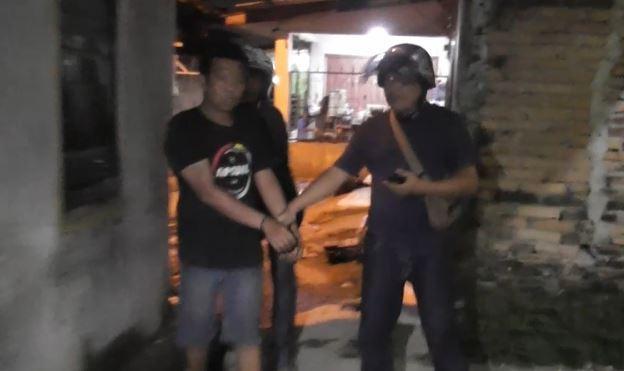 Polisi Gerebek Pesta Narkoba di Simpang Limun Medan, Pelaku Kabur Lewat Atap