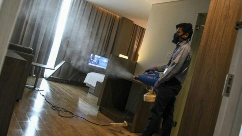 Pemprov Sumut Siapkan 1.100 Kamar Hotel untuk Isolasi Pasien Covid-19