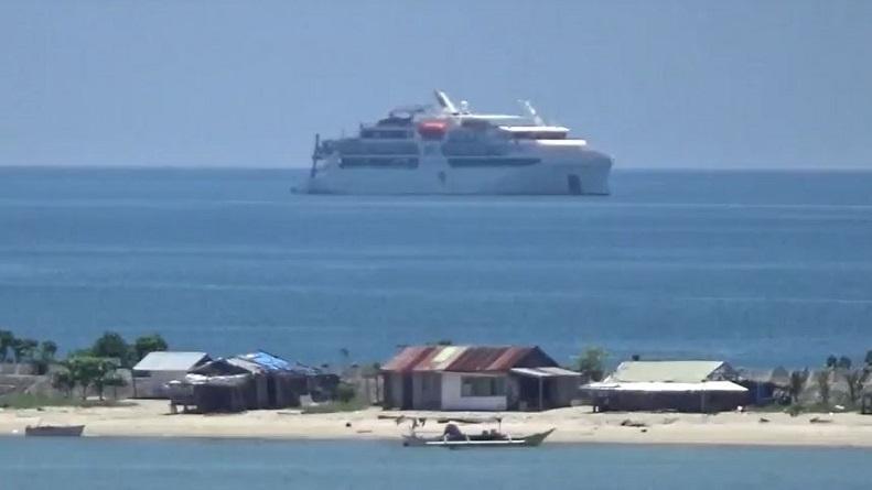 22 Kru Kapal Sabuk Nusantara Positif Covid Dikarantina di LPMP Bintan