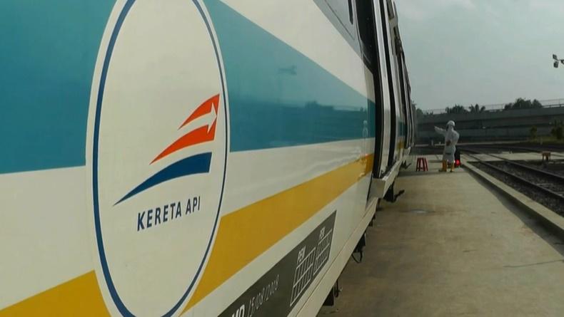 Kasus Corona Makin Tinggi, KAI Palembang Hentikan Operasional Kereta Jarak Jauh