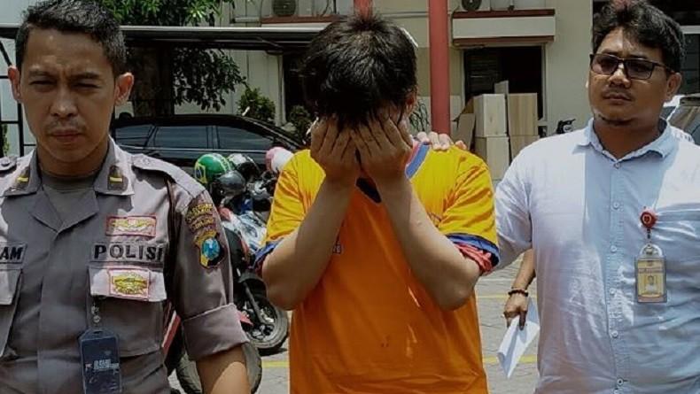 Guru Matematika SD Swasta di Surabaya Ditangkap Polisi karena Cabuli 8 Siswa