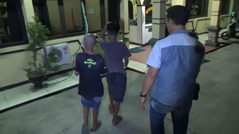 Mabuk Lem, 2 Bocah di Tempe Wajo Nyaris Diamuk Massa karena Bikin Gaduh