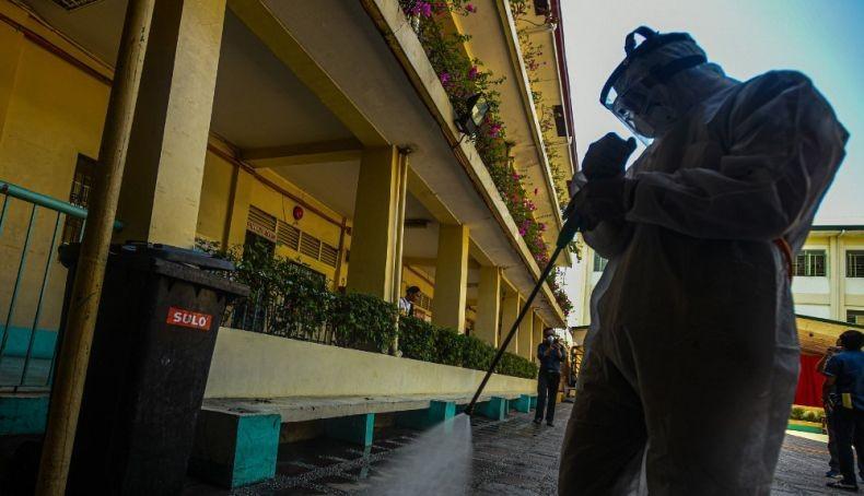 Sehari Jelang Lockdown, Manila Berlakukan Jam Malam untuk Cegah Korona