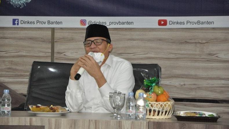 Gubernur Banten Resmi Perpanjang PSBB Tangerang Raya hingga 12 Juli 2020