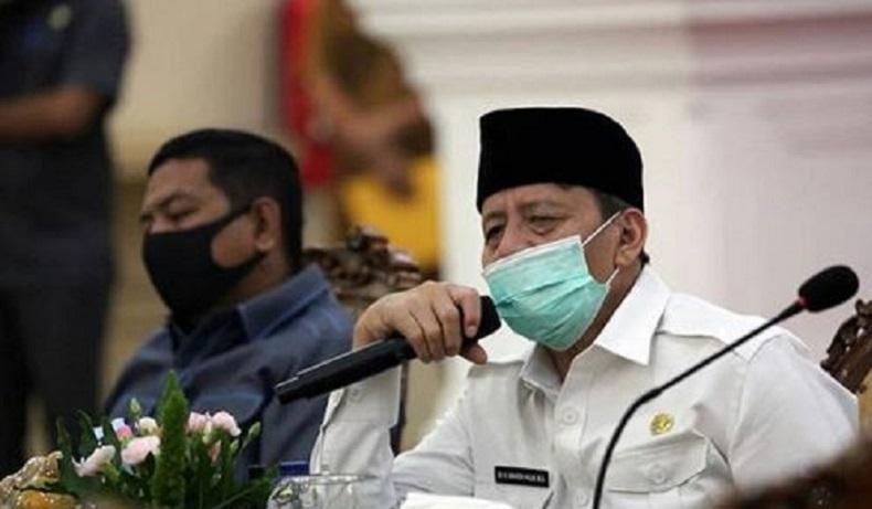 Mulai Hari Ini, ASN di Banten Kerja dari Rumah