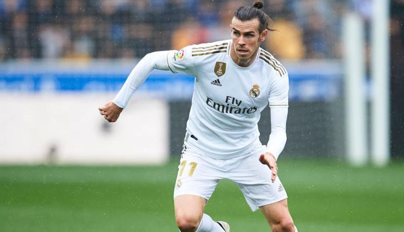 Balik ke Real Madrid, Gareth Bale Tidak Kenakan Nomor 11