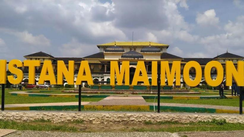 Cegah Korona, Istana Maimun di Medan Tutup Sementara selama 14 Hari