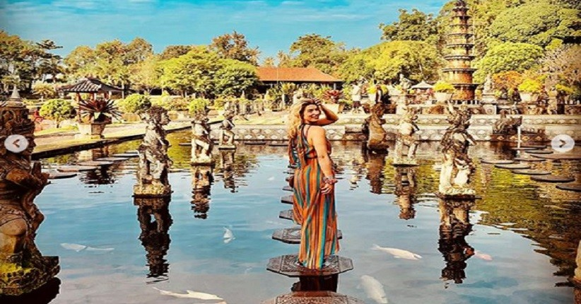 Mengintip Keindahan Tirta Gangga, Istana Air Peninggalan Kerajaan Karangasem di Bali