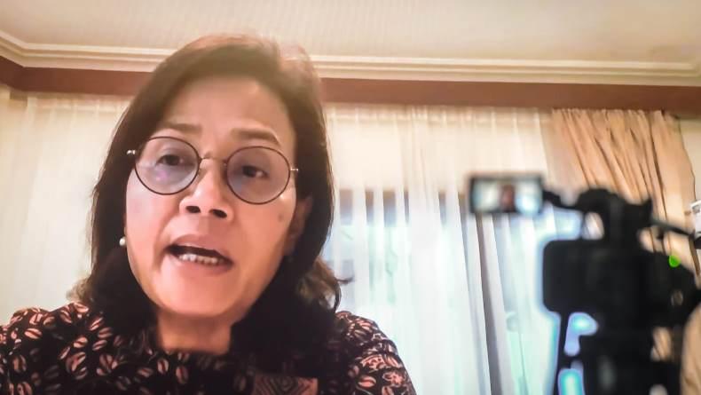 Luncurkan Buku, Sri Mulyani Ceritakan Sulitnya Jadi Menteri Keuangan
