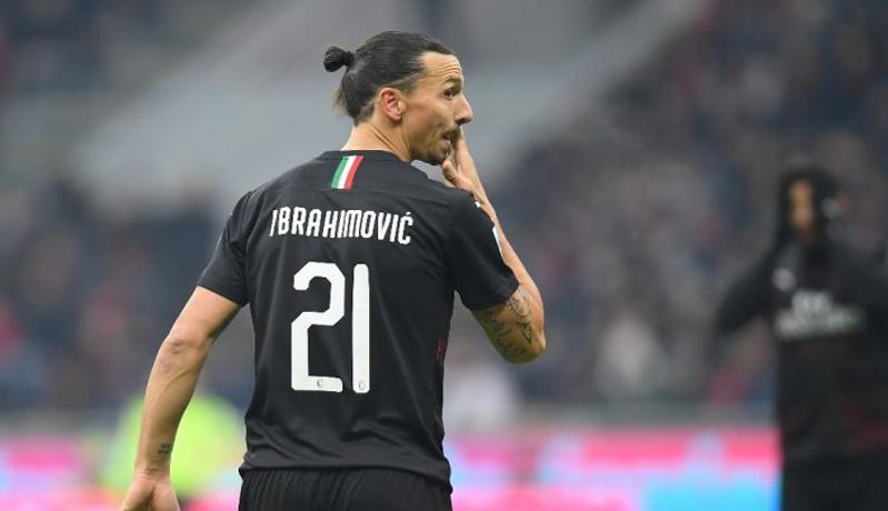 Inzaghi Minta Ibrahimovic Pakai Nomor 9 di AC Milan untuk Hapus Kutukan