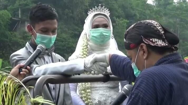 Begini Tips dari Wagub Sulsel Bila Warga Ingin Menikah di Tengah Wabah Corona
