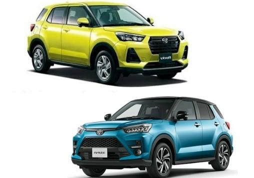 Melihat Peluang Kehadiran Toyota Raize dan Daihatsu Rocky pada 2021