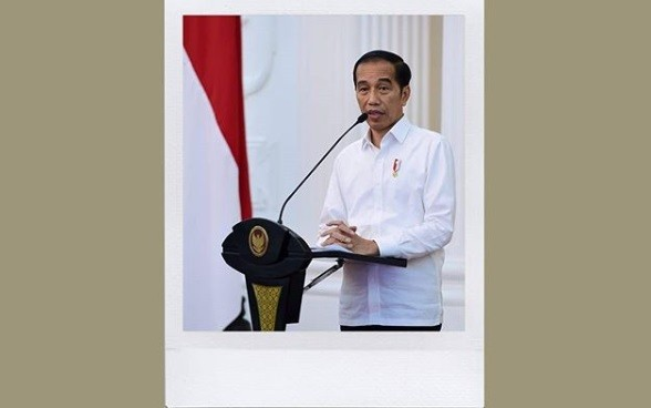 Ibunda Presiden Wafat, Unggahan Jokowi 3 Jam Lalu Banjir Ucapan Duka